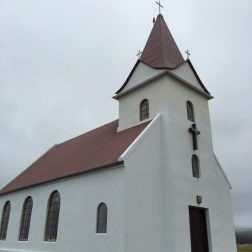 Ingjaldsholl Church