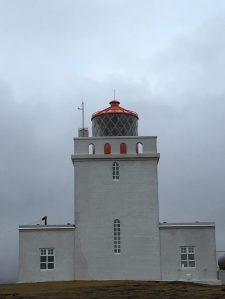Dyrhólaey lighthouse