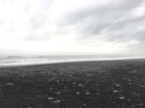 Reynisfjara black sand beaches